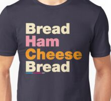 Ham & Cheese Sandwich Unisex T-Shirt