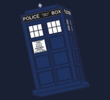 TARDIS by amobt