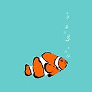 Clownfish by vivendulies