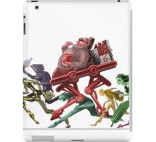 The Race iPad Case/Skin