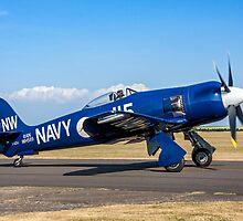 """Hawker """"Baghdad""""  Fury 1 ISS F-AZXJ by Colin Smedley"""