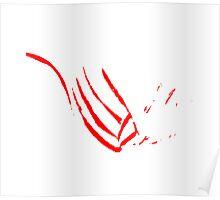 Red Sins Poster