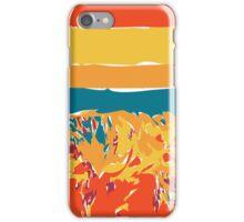 Alien Antarctic Mountainscape iPhone Case/Skin