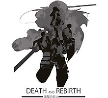 Death and Rebirth Photographic Print