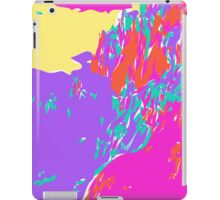 Alien Antarctic Ice iPad Case/Skin