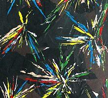 Fireworks by vickstarjay