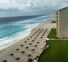 Cancun, Mexico by Polly Peacock