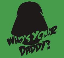 Who's Your Daddy? Darth Vader ;-) by SeijiArt
