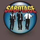 SabotageT- Shirt. by RussellK99
