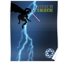 Vader - The Dark Lord Returns Poster