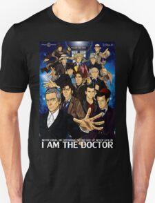 The 12 Doctors Unisex T-Shirt