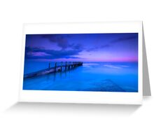 Quindalup at sunrise 2:1 Greeting Card