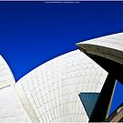 Blue White Sails by Polar Impressions  Photography