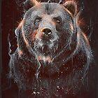 DARK BEAR by ptitecaostore