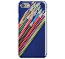 Coloured Pencil Phone Case iPhone Case/Skin