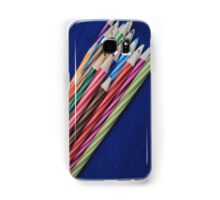 Coloured Pencil Phone Case Samsung Galaxy Case/Skin