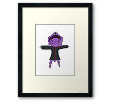 Genra Tensei  Framed Print