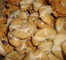 Cranberry cookies by Katherine Hartlef
