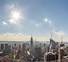 New York City by Nicholas Jermy