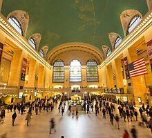 Grand Central Station by Nicholas Jermy