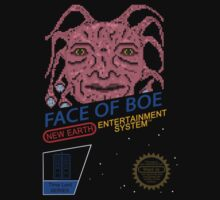 NINTENDO: NES Face Of Boe Kids Clothes