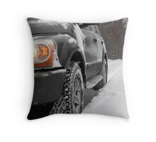 Dodge Durango Throw Pillow