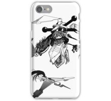 Electric Life iPhone Case/Skin