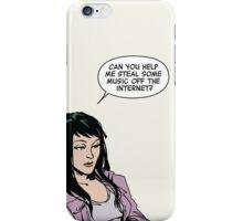 Hawkeye - Kate Bishop iPhone Case/Skin