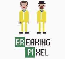 Breaking Pixel by Untitledemz