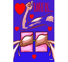 LOVE IS 11 Photographic Print