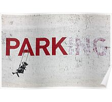 Why Park when you can Swing? Poster