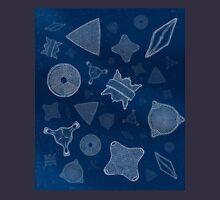 Diatoms - microscopic sea life Unisex T-Shirt