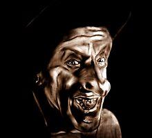 Jimmy Durante by Herbert Renard