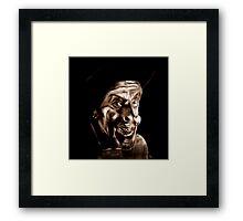 Jimmy Durante Framed Print
