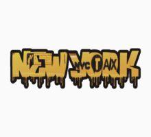 New York  by sardinessquad