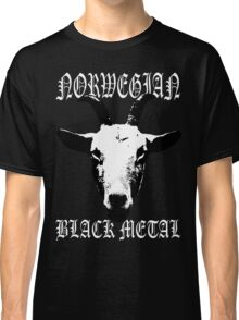 Norwegian Black Metal Classic T-Shirt