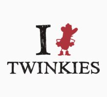 "Loving Twinkies ""Polite"" by Huertense"