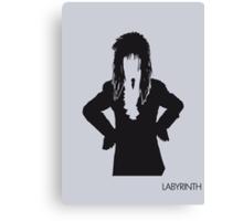 Labyrinth - David Bowie Canvas Print