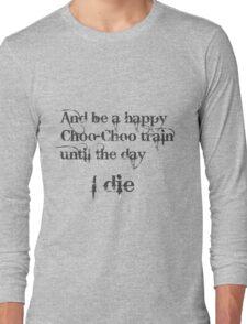 Blaine is a Pain Long Sleeve T-Shirt
