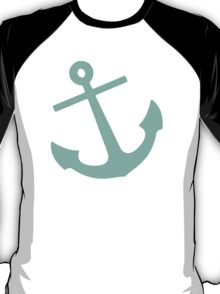 Mint Anchor T-Shirt