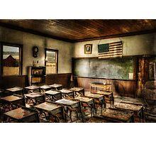 One Room School Photographic Print