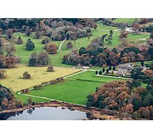 Muckross House View From Torc Summit Photographic Print