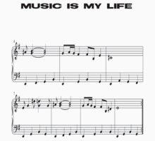 Music is my Life by Max Jank