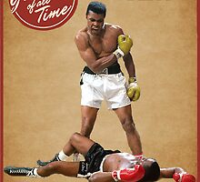 Cassius Clay - The Greatest by William Smith