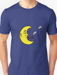 Cartoon Moon T-Shirt