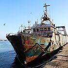 Boat by WendyM83