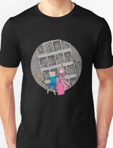 Adventure Time - Days of Future Past T-Shirt