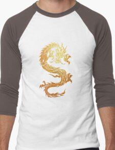 dragon 2 Men's Baseball ¾ T-Shirt