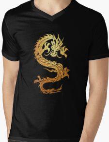 dragon 2 Mens V-Neck T-Shirt