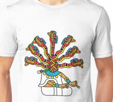 Chicome Coatl Unisex T-Shirt